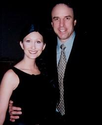 "Lori as ""Tomb Raider, Laura Croft"" with Kevin Nealon. Lori had the ..."